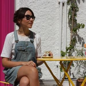overalls/tulum: h&m t-shirt: mango sunnies/güneş gözlüğü: rayban