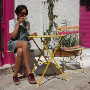 overalls/tulum: h&m t-shirt: mango sunnies/güneş gözlüğü: rayban shoes/ayakkabılar: superga